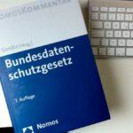 Bücher für den Datenschutzbeauftragten: BDSG-Kommentare (Video-Rezension)