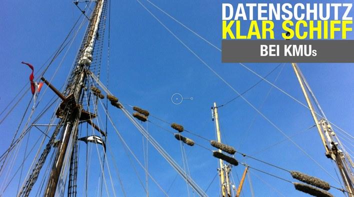 Webinar-Video: Datenschutz KLAR SCHIFF bei KMUs