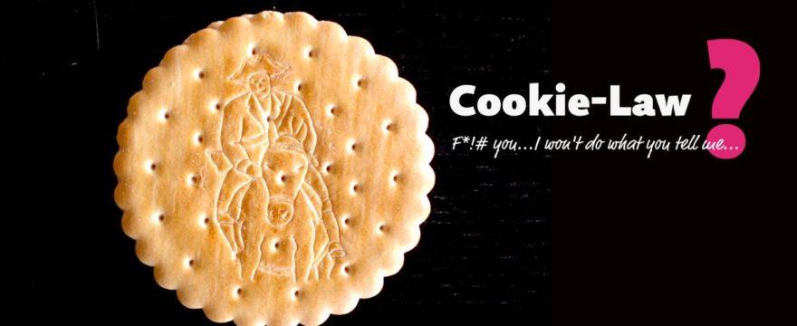 Cookie-Layer-Schwachsinn – und warum ich da nicht mitmache