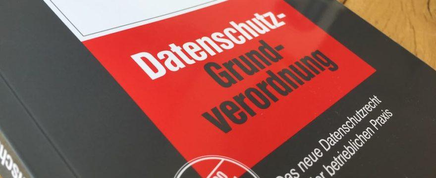 Rezension (mit Video): Härting, Datenschutz-Grundverordnung
