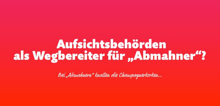 """Aufsichtsbehörden als Wegbereiter für """"Abmahner"""" von Internetseiten"""