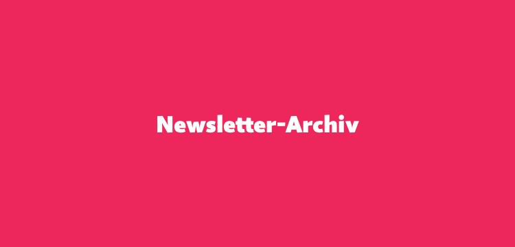 Newsletter-Archiv: Datenschutz-Tipps: DSGVO-Informationspflichten: Die Linklösung (mit Muster)