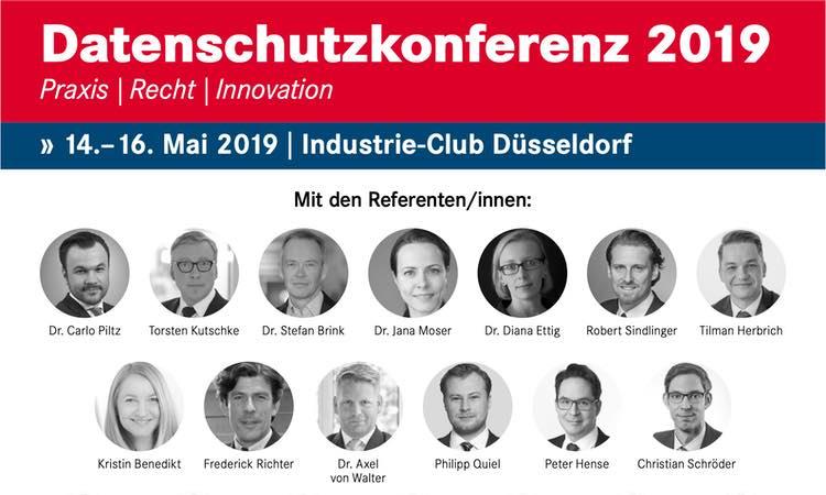 Datenschutzkonferenz 2019