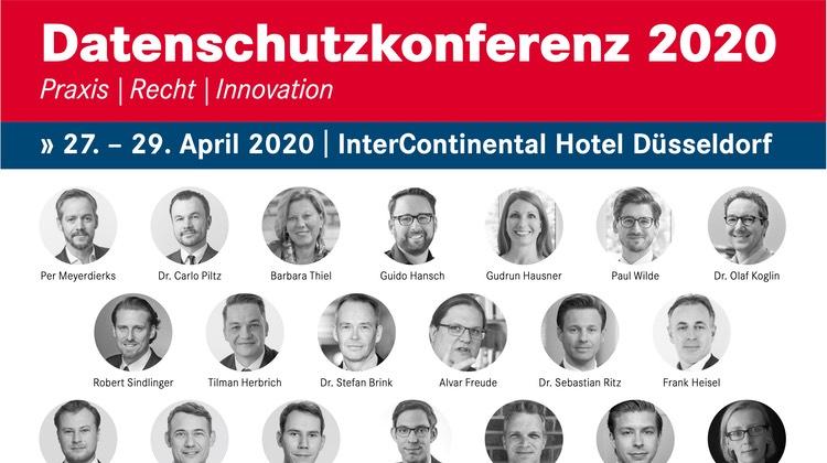 Datenschutzkonferenz 2020 – Eine Konferenzempfehlung für April 2020